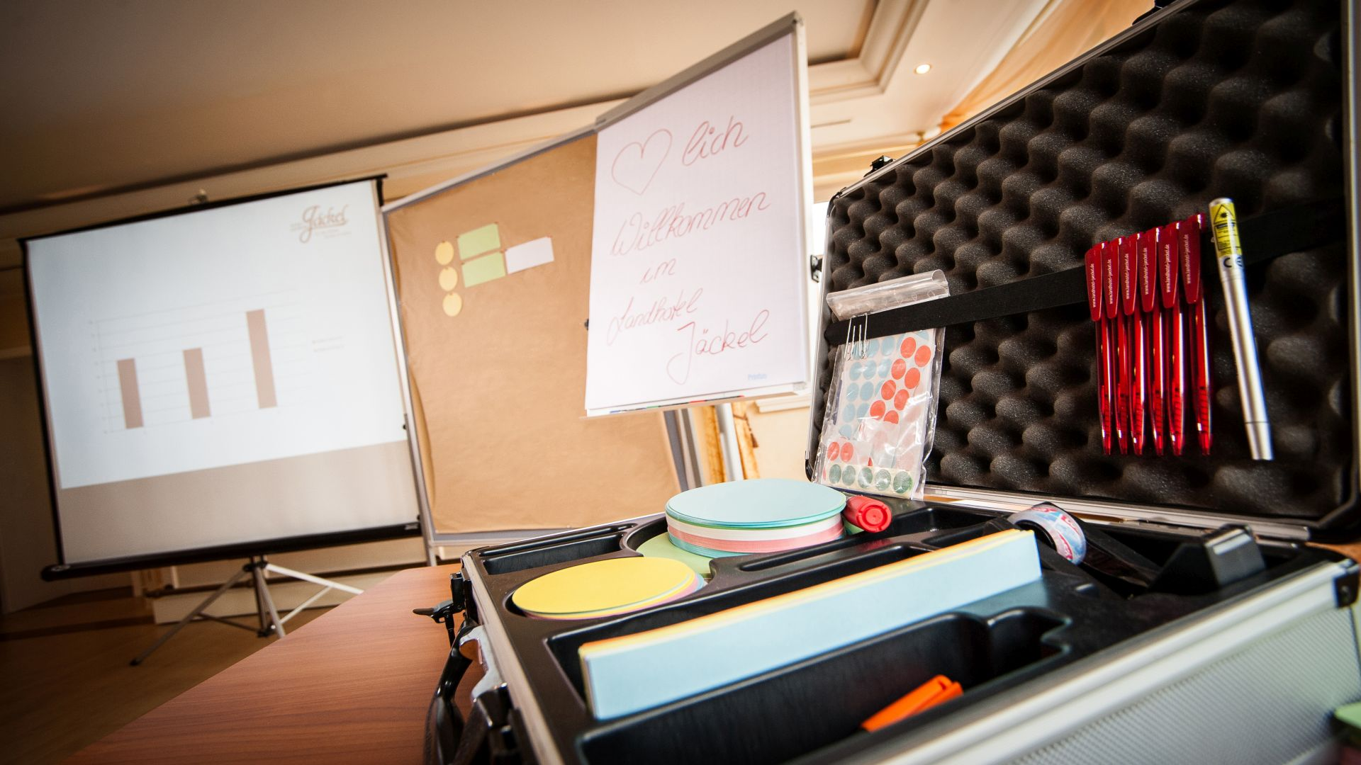 Effektives Arbeiten, Tagungen, Konferenzen, Präsentationen, virtuelle Events und digitale Veranstaltungen in Halle Westfalen, Bielefeld, Gütersloh und Osnabrück.